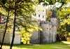 Renaissance Walls Kissed by Trees